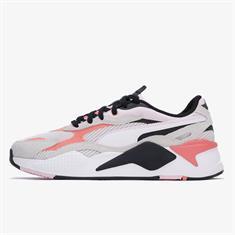 Puma RSX Twill Airmesh dames sneakers ecru