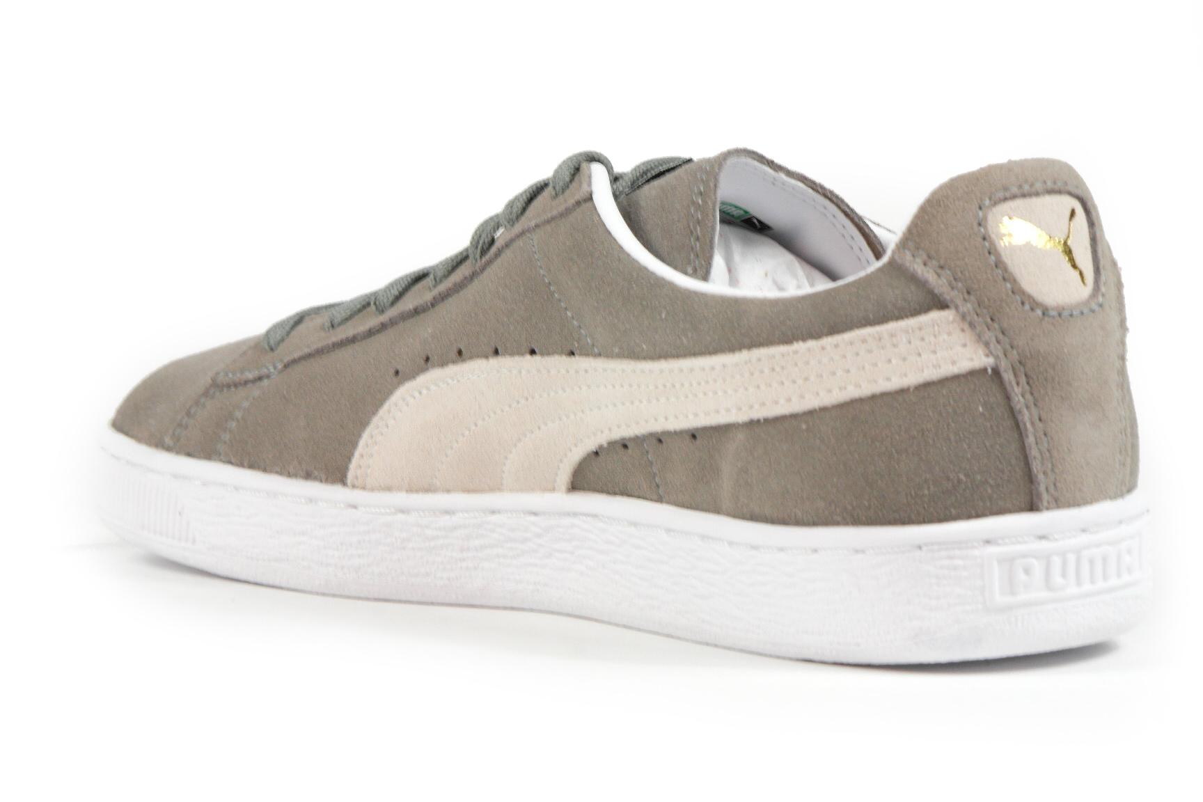 puma sneakers dames beige