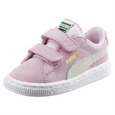 Puma Suede meisjes schoenen rose