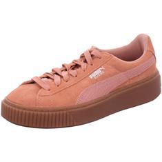 Puma Suede Platform dames sneakers rose