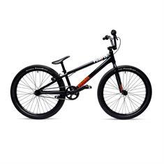 Pumped bmx fiets zwart