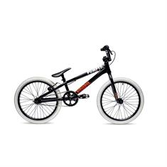 Pumped Lil Pump'r 20 Inch Black Red bmx fiets zwart