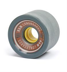Ram Minosa 70MM longboard wielen midden grijs