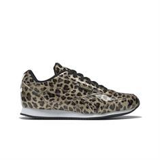 Reebok Royal CL Jogger meisjes schoenen bruin dessin