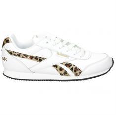 Reebok Royal CL Jogger meisjes schoenen wit