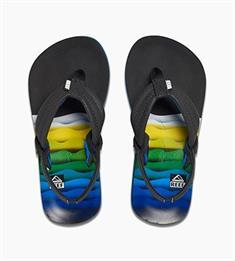 Reef Ahi t/m maat 33 jongens sandalen kobalt