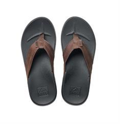 Reef Cushion Phantum heren slippers zwart