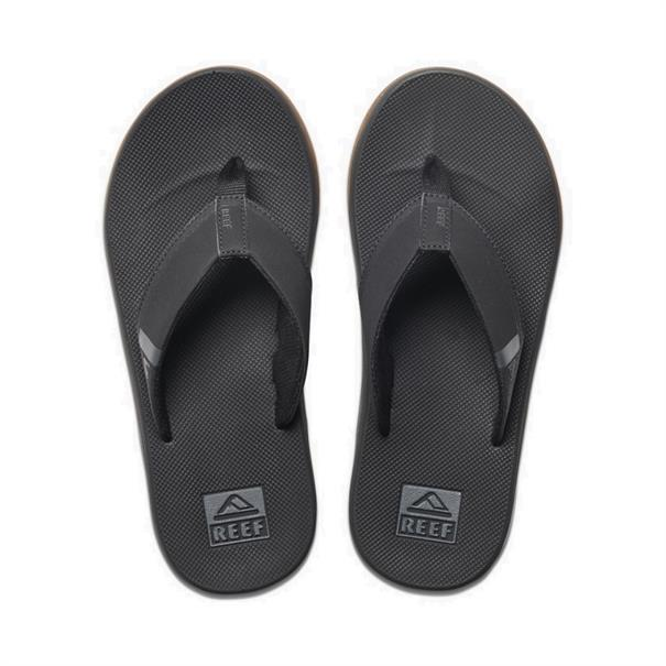Reef Fanning Low heren slippers zwart
