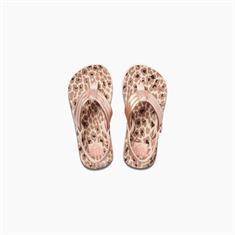 Reef Little Ahi meisjes sandalen bruin dessin