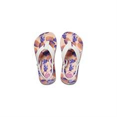 Reef Little Ahi meisjes sandalen wit