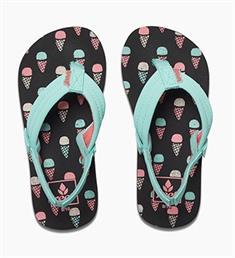 Reef LittleAHI t/m 33+hak meisjes sandalen mint