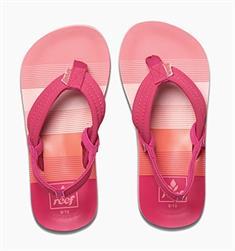 Reef LittleAHI t/m 33+hak meisjes sandalen pink