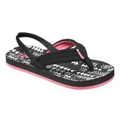 Reef LittleAHI t/m 33+hak meisjes sandalen zwart