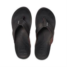 Reef Reef J-Bay 111 heren slippers zwart