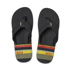 Reef Reef Waters heren slippers zwart