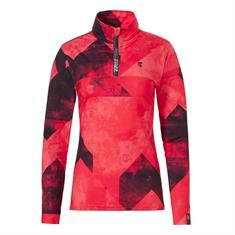 Rehall Anna-R dames ski pulli met rits rood
