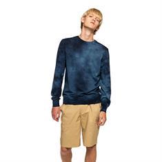 Revolution 2646 Crewneck heren casual sweater marine