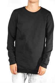 Revolution heren sweater zwart