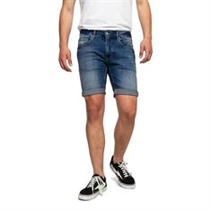 Revolution Kent denim short heren short marine