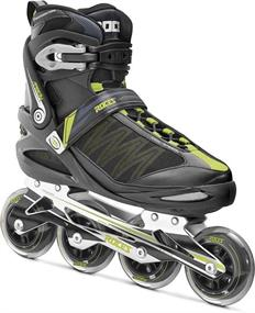 Roces Argon 84 MM inline skates / skeelers zwart