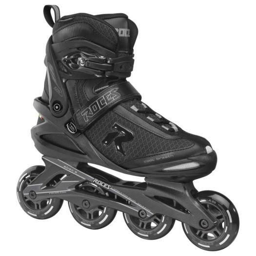 Roces Icon 80 Black Charcoal inline skates-skeelers