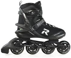 Roces Pic 80 Black Silver inline skates / skeelers zwart