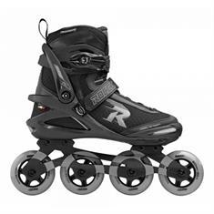 Roces Pic Tif 80 inline skates / skeelers zwart