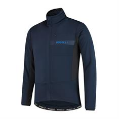 Rogelli Barrier Winter Jacket heren fiets jack marine