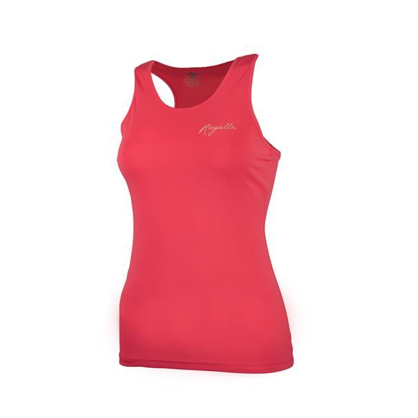 Rogelli Basic Dames Tanktop dames hardloopshirt koraal