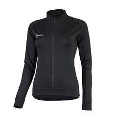 Rogelli Benice 2.0 langemouw dames wielershirt zwart
