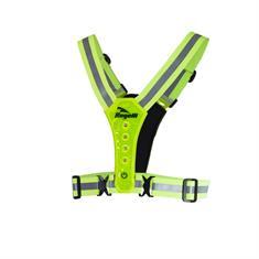 Rogelli Beste Koop LED Vest reflectie geel