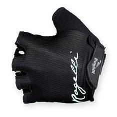 Rogelli Dora Dames model fietshandschoenen zwart