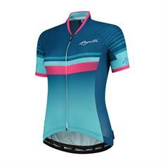 Rogelli Impress 010.160 dames wielershirt aqua-azur
