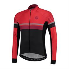 Rogelli LM Hero heren wielershirt rood