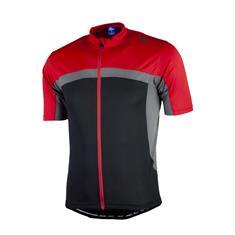 Rogelli Manua 2.0 heren wielershirt zwart