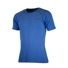 Rogelli Seamless heren hardloopshirt aqua-azur