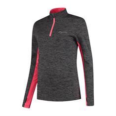 Rogelli Special Dames Sweater dames hardloopshirt lange mouwen antraciet