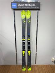 Rossignol 141-2950 Experience 80 heren ski gebruikt geel