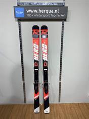 Rossignol 145-2942 Hero kinder ski gebruikt rood