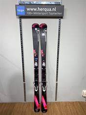Rossignol 149-2944 Famous 2 dames ski gebruikt roze