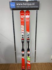 Rossignol 161-2771 Hero heren ski gebruikt rood