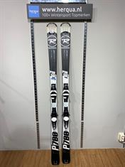 Rossignol 162-2929 Pursuit 700 heren ski gebruikt zwart