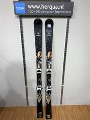Rossignol 18-2756 Unique dames ski gebruikt zwart