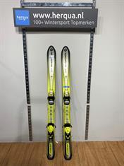 Rossignol 52-2259 Comp kinder ski gebruikt geel