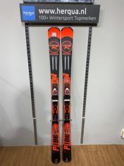 Rossignol 8-2909 Pursuit 100 heren ski gebruikt zwart