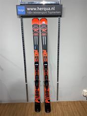 Rossignol 89-2951 Pursuit 100 heren ski gebruikt oranje