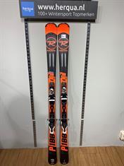 Rossignol 9-2832 Pursuit 100 heren ski gebruikt zwart