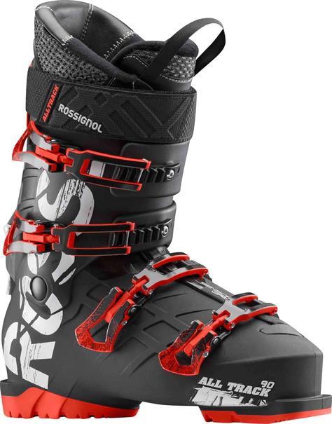 Rossignol Alltrack 90  R3160 heren skischoenen zwart