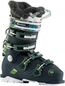 Rossignol Alltrack Pro 100 dames skischoenen donkergroen
