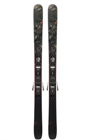 Rossignol Beste Test Blackkops twintip ski groen dessin